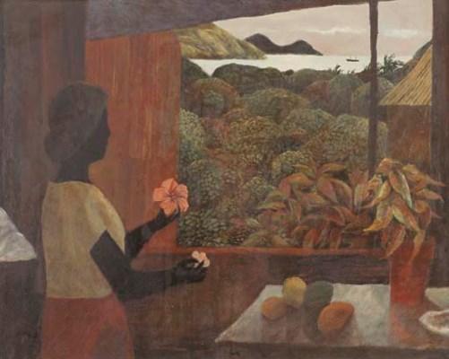RAY AUSTIN CROOKE (b. 1921)