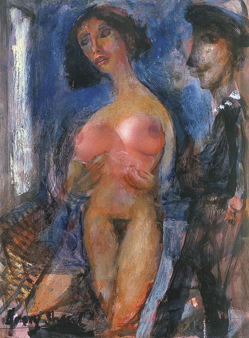 GARRY SHEAD (b. 1942)