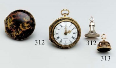 AN HISTORICAL GOLD WATCH AND F