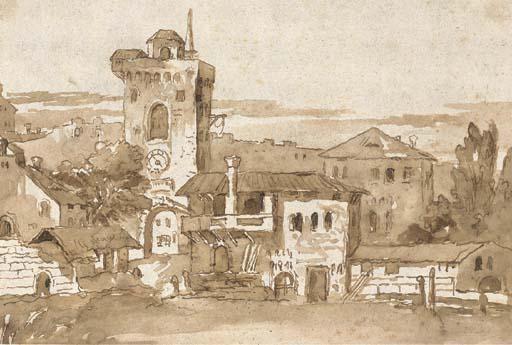 Giovanni Domenico Tiepolo (1727-1804)