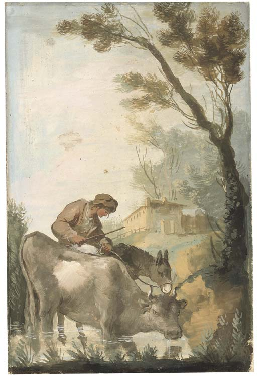 Giuseppe Bernardino Bison (1762-1844)