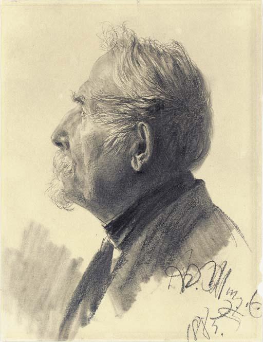 Adolf Friedrich von Menzel (1815-1905)