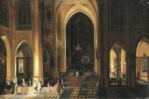 PEETER NEEFS I (Antwerp 1578-c. 1656/1661)