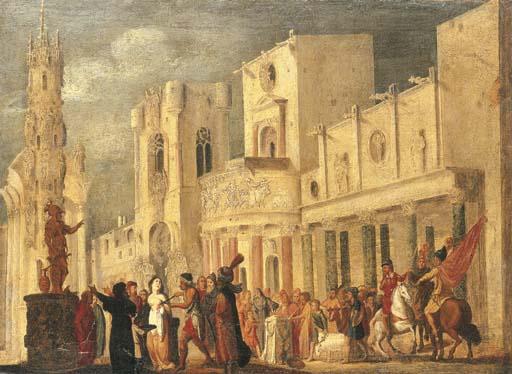 FRANÇOIS DE NOMÉ, called MONSÙ DESIDERIO (Metz c. 1593-1637 Rome)