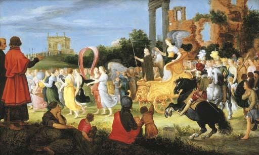 ADRIAEN VAN STALBEMT (Antwerp 1580-1662)