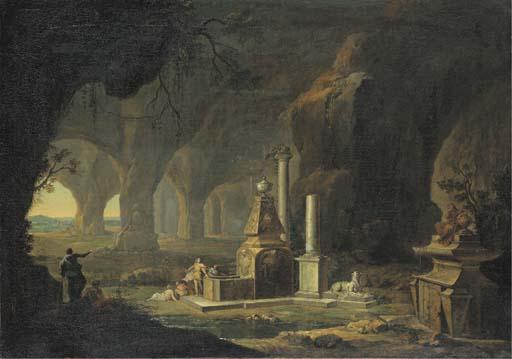 JOHANN GEORGE BOHM I (c. 1693-1746 Dresden)