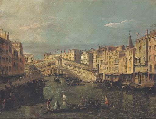 Studio of Giovanni Antonio Canal, il Canaletto (Venice 1697-1768)