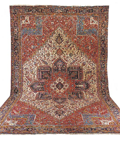 A HERIZ CARPET,