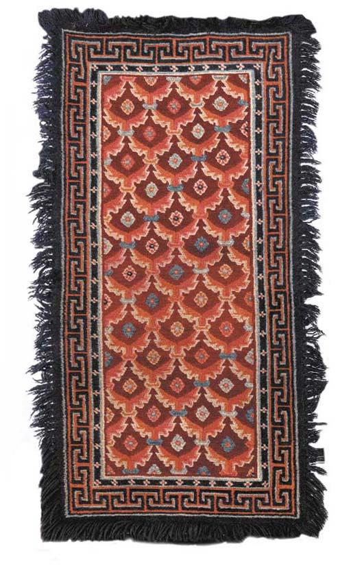 A Khaden rug,