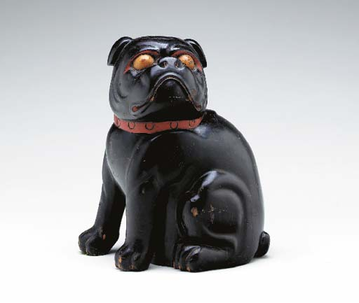 A Lacquered Dog,