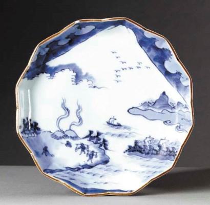A set of ten Imari plates,