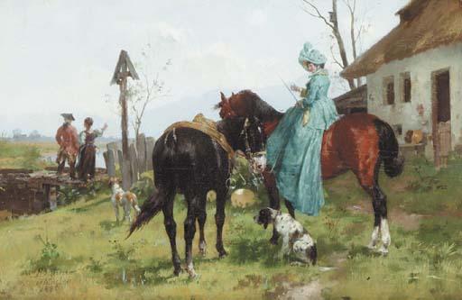 Helene Bütner (Hungarian, b. 1