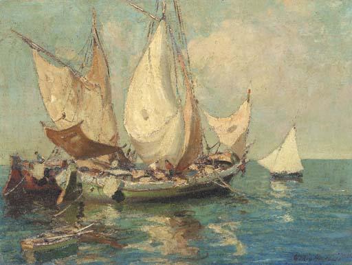 Merio Ameglio (Italian, 1897-1