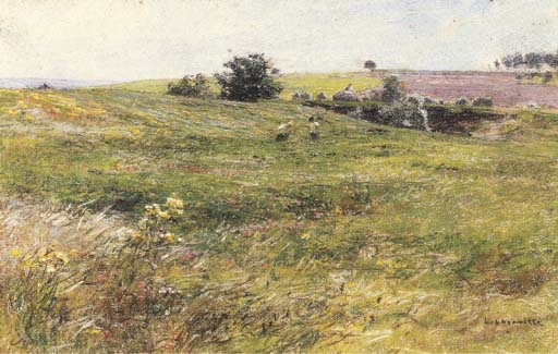Léon-Auguste Lhermitte (French