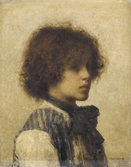 Alexei Harlamoff (Russian, 184