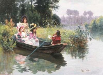 Leon Girardet (French, 1857-18