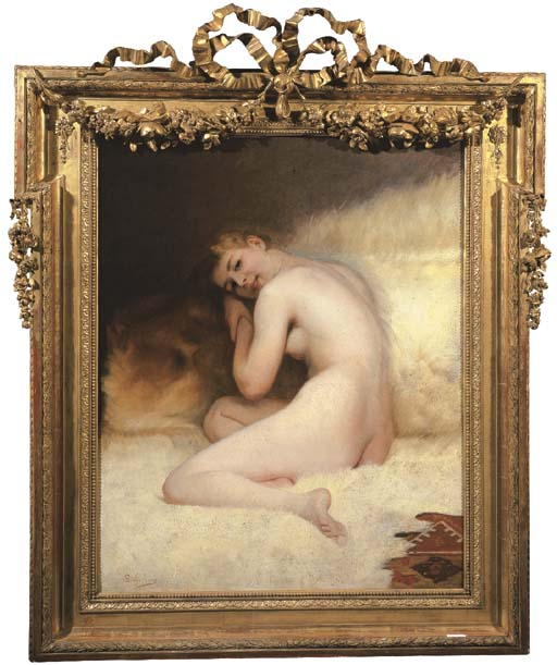 Louis Galliac (French, 1849-19