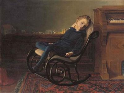 Christopher Whitworth Whall (B