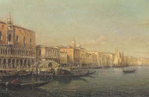 Marc Aldine (Italian, b. 1917)