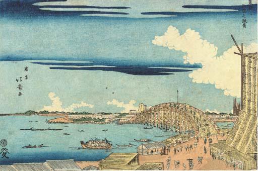Shotei Hokuju (fl.late 1790s-m