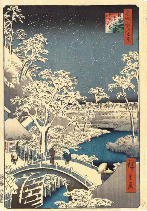 Utagawa Hiroshige (11797-1858)