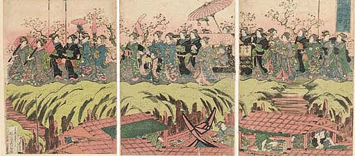 Utagawa Toyokuni (1769-1825) K
