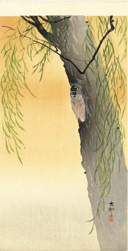 Ohara Koson (1877-1945) Seiko