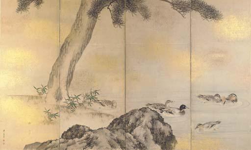 Nakajima Raisho (1796-1871)