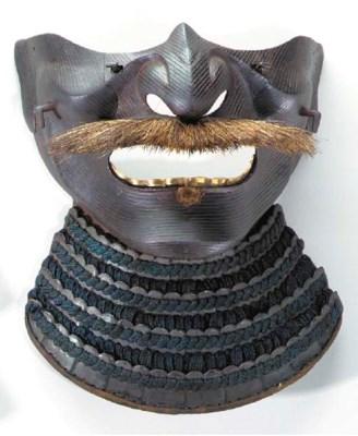 An Iron Face Mask (Etchu-men)