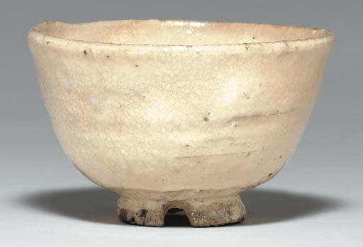 A Stoneware Teabowl (Chawan) K
