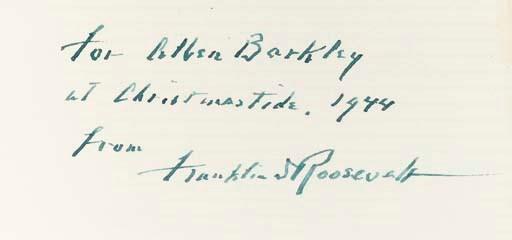 ROOSEVELT, Franklin D. D-Day P
