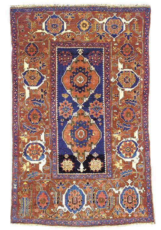 A NORTHWEST PERSIAN RUG,
