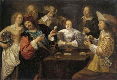 Circle of Jan Cossiers (Antwer