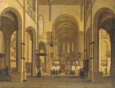 Manner of Hendrick van Vliet
