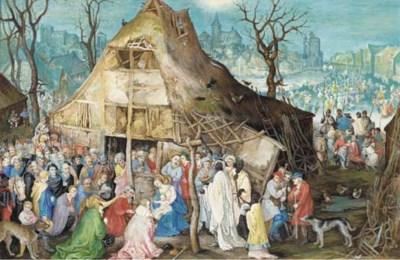 Manner of Jan Brueghel the Eld