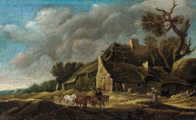 Follower of Pieter Molijn
