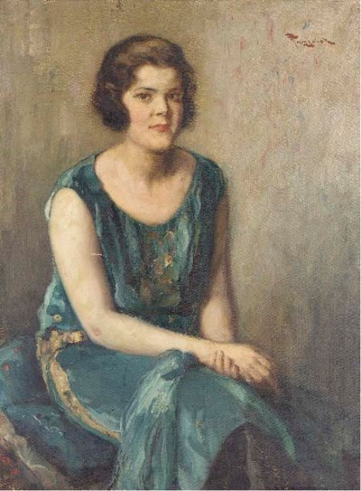 Fernand Toussaint (French, 187