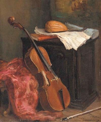 Henri Michel-Levy (French, 184