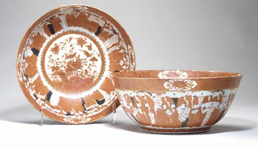 A PAIR OF JAPANESE PORCELAIN P