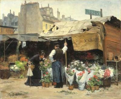 Victor-Gabriel Gilbert (French