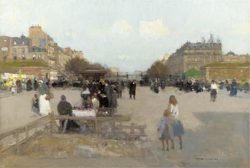 Luigi Loir (French, 1845-1915)