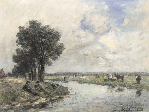 Johan Barthold Jongkind (Dutch