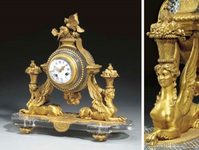 A fine Louis XVI style ormolu