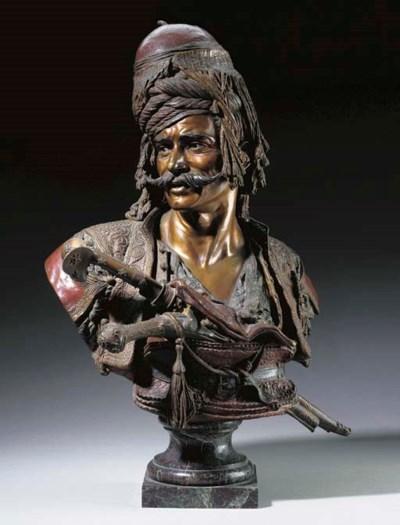 A French Orientalist polychrom