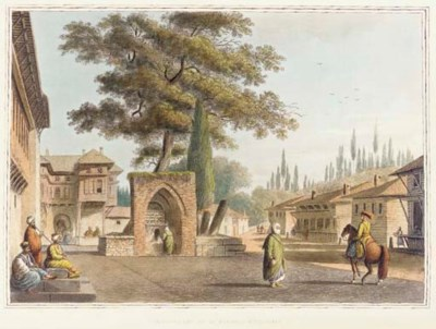 MAYER, Luigi.  Views in Egypt,