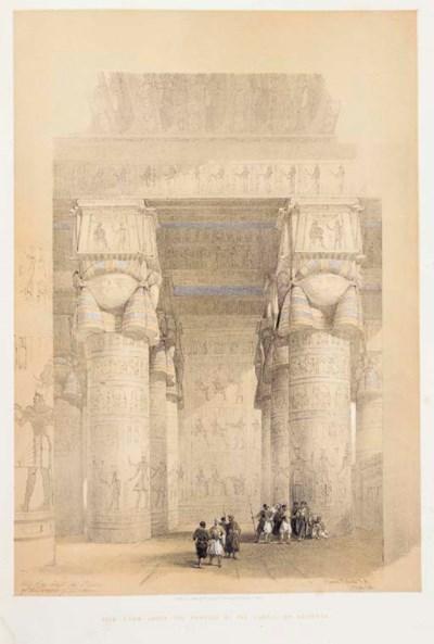 ROBERTS, David (1796-1864). Th