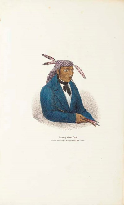 [LEWIS, James O. (1799-1858).