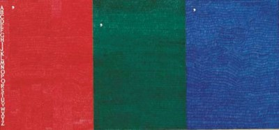 Alighiero e Boetti (1940-1994)