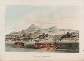 KRUZENSHTERN, Ivan Federovich (1770-1846). Voyage Round the