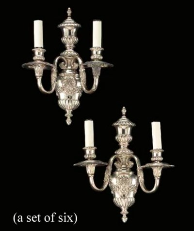 A SET OF SIX VICTORIAN STYLE S